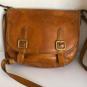 Frye bag adjustable strap